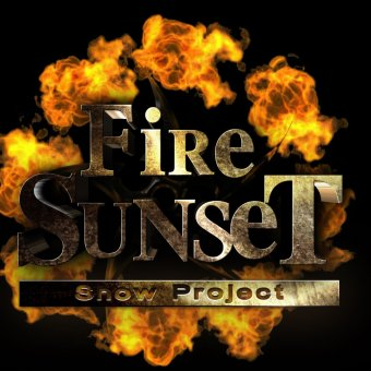 Шоу проект Fire Sunset
