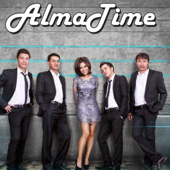 AlmaTime live band