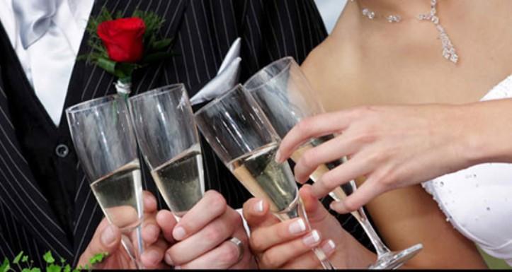 как вести себя на свадьбе незнакомых людей
