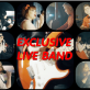 EXCLUSIVE LIVE BAND